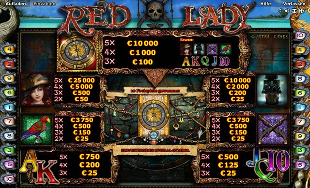 Warlords: Crystals of Power Slot - Spela gratis online