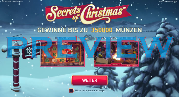secrets of christmas spielen