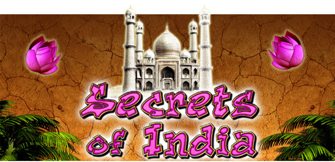 secrets of india spielen
