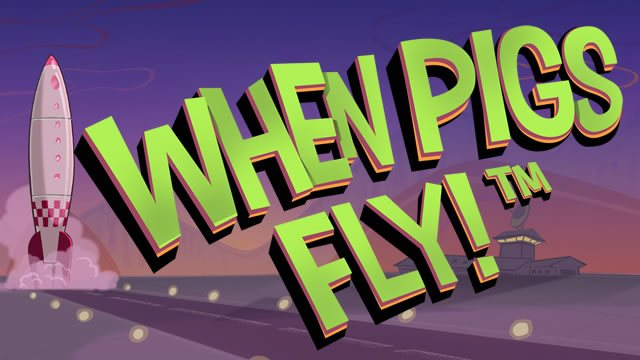 when pigs fly spielen