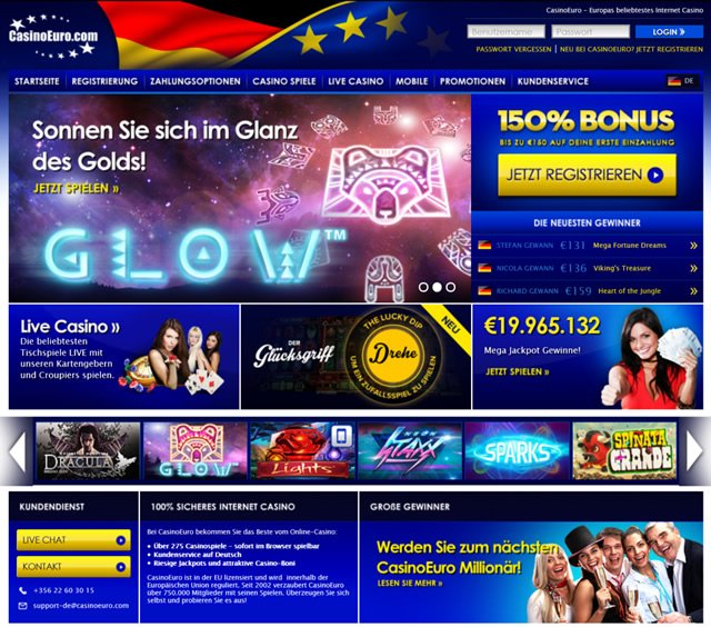CasinoEuro-Slots