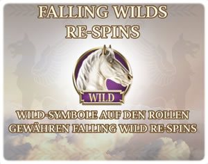 divine fortune falling wilds re-spins
