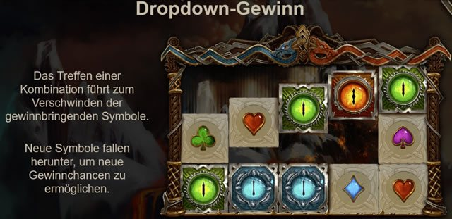 double dragons dropdown gewinn
