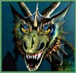 Dragon's Treasure II Drachen