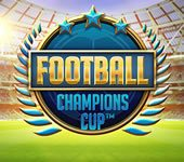 Football:Champions Cup NetEnt Spielautomaten