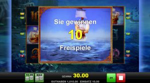 Freispiele Voyage of Discovery