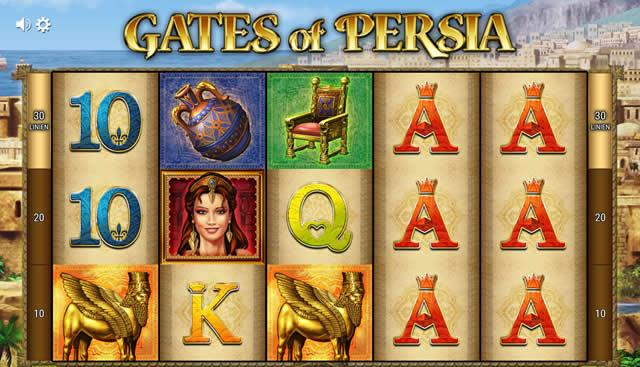 Gates of Persia Spielautomat