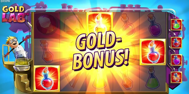 Gold Bonus Gold Lab