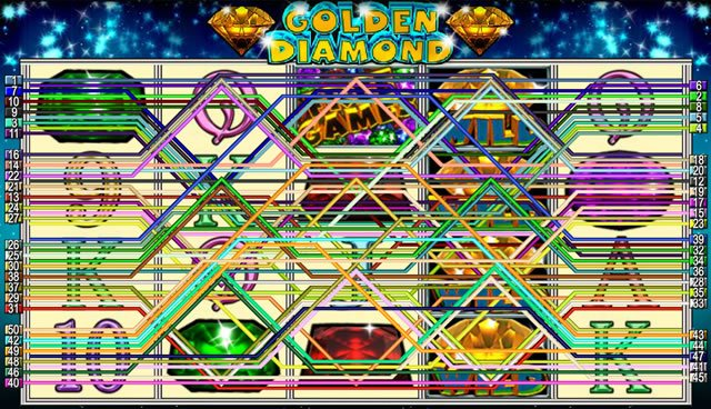 golden diamond spielen