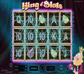 King of Slots NetEnt Game
