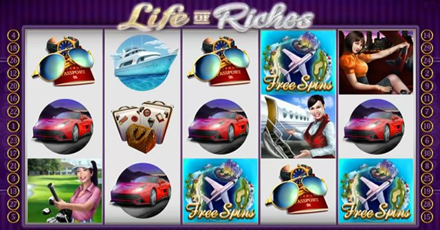 Life of Riches Feature