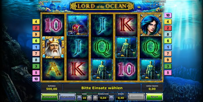 lord of ocean online spielen