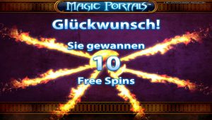 Magic Portals Freispiele