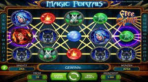 Magic Portals Start