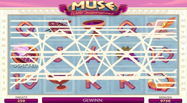 Muse Spielautomat
