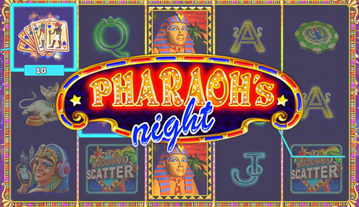pharaohs night spielen