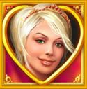 Queen of Hearts Frau