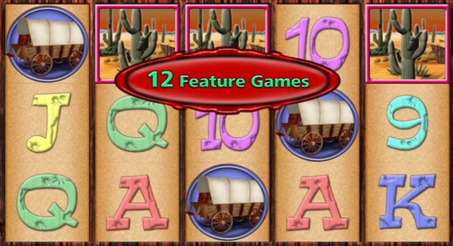 railroad feature games