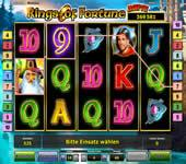 Rings of Fortune Novoline Spiele
