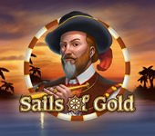 Sails of Gold Play'n GO Spielautomaten