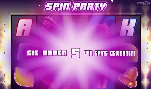 Spin Party Win Spins