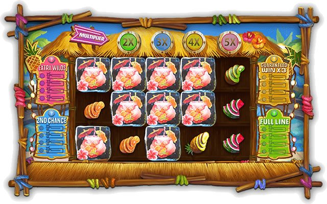 Spina Colada Spielautomat Preview
