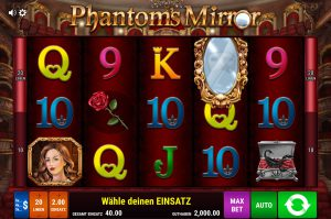 Start Phantoms Mirror