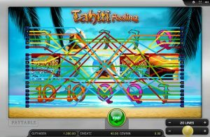 Start Tahiti Feeling