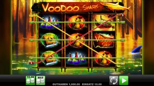 Start Voodoo Shark Bild