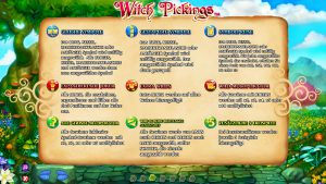 Tabelle Witch Pickings Bild