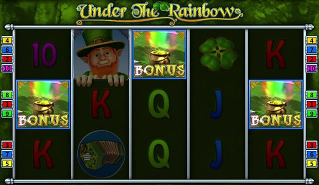 Under the Rainbow Bonus