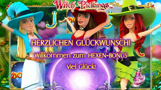 Witch Picking Feature Bild