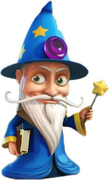 Wizard of Gems Magier