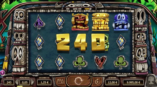 Yggdrasil Gaming Big Blox Slot